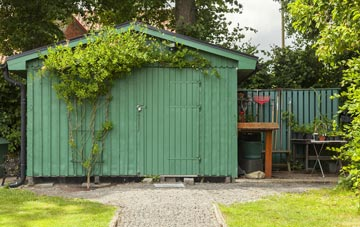 benefits of Camlough garden storage sheds